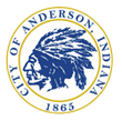 City of Anderson, Indiana - 1865